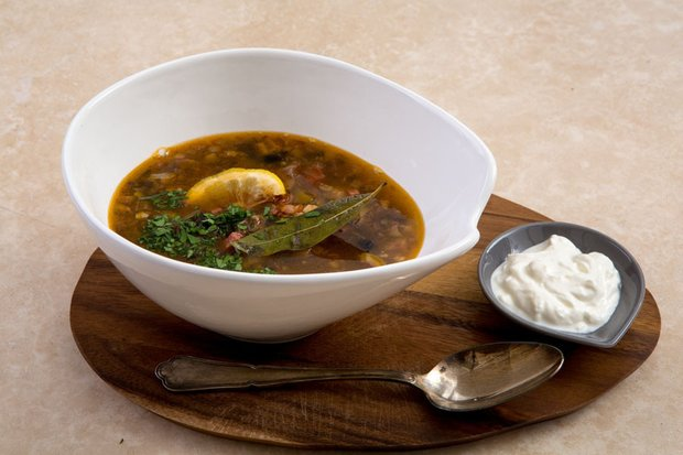 Фотография:  в стиле , Обед, Первое блюдо, Суп, Кулинарные рецепты, Варить, 30 минут – фото на INMYROOM