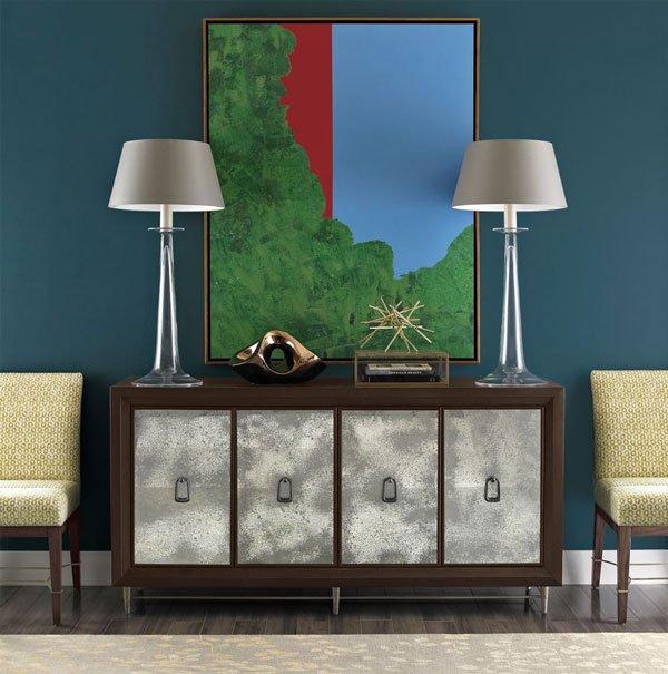 Фотография: Декор в стиле Современный, Декор интерьера, Дизайн интерьера, Цвет в интерьере, Белый, Серый, Бирюзовый – фото на INMYROOM