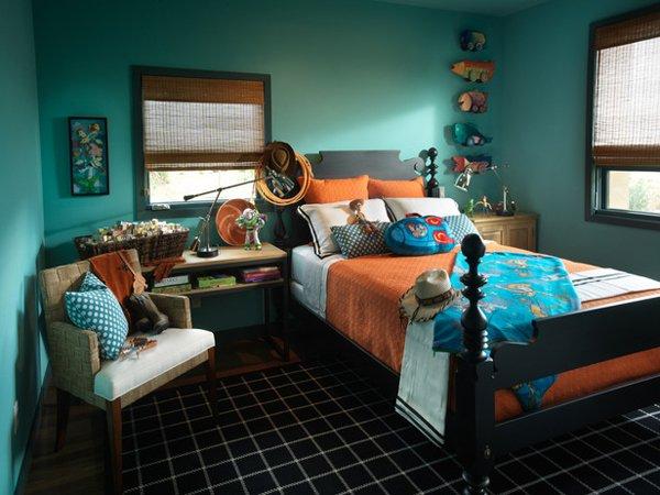 Фотография: Спальня в стиле Прованс и Кантри, Декор интерьера, Дизайн интерьера, Цвет в интерьере – фото на INMYROOM