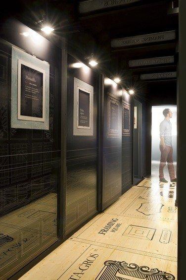Фотография:  в стиле , Малогабаритная квартира, Офисное пространство, Испания, Дома и квартиры, Городские места, Барселона – фото на InMyRoom.ru