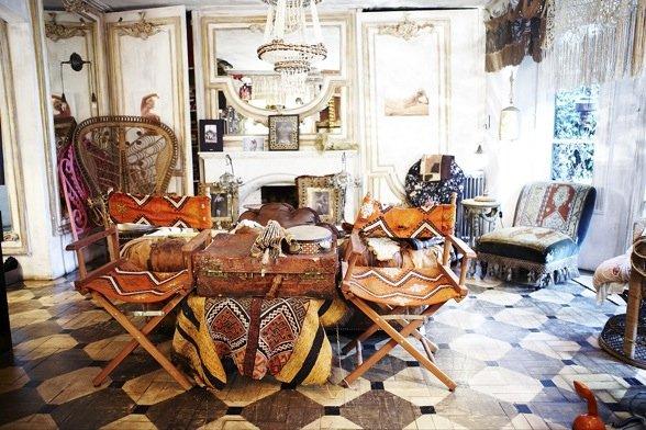 Фотография: Кухня и столовая в стиле Прованс и Кантри, Современный, Дизайн интерьера – фото на INMYROOM