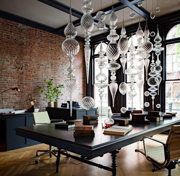 Фотография: Кабинет в стиле Лофт, Советы, стекло в интерьере – фото на INMYROOM