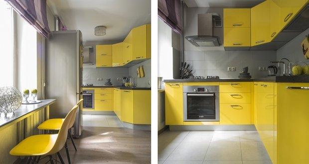 Фотография:  в стиле , Кухня и столовая, Квартира, Советы – фото на INMYROOM