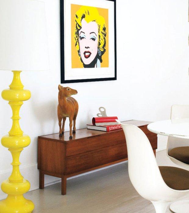 Фотография: Декор в стиле Эклектика, Стиль жизни, Советы, Поп-арт – фото на INMYROOM