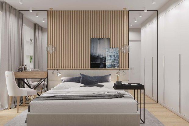 Фотография: Спальня в стиле Современный, Советы, Павел Герасимов, Geometrium – фото на INMYROOM
