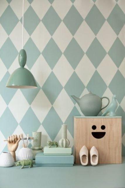 Фотография: Декор в стиле Скандинавский, Декор интерьера, Дизайн интерьера, Цвет в интерьере – фото на INMYROOM