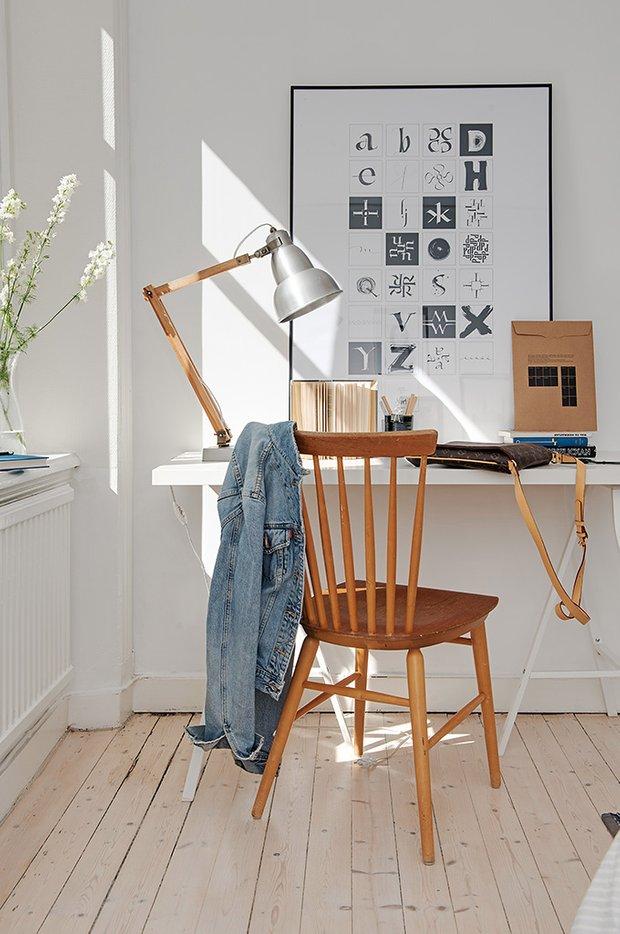 Фотография: Офис в стиле Скандинавский, Стиль жизни, Советы – фото на INMYROOM