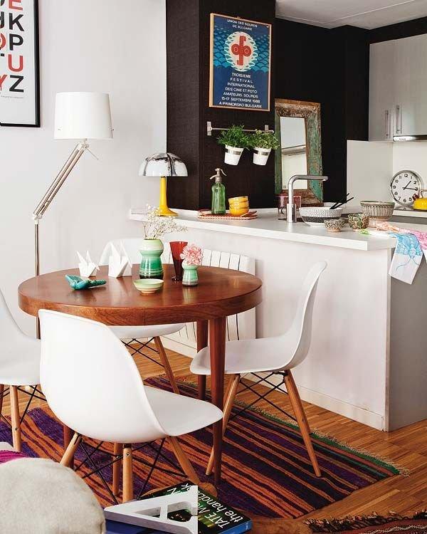 Фотография: Кухня и столовая в стиле Скандинавский, Декор интерьера, Декор, Советы – фото на InMyRoom.ru