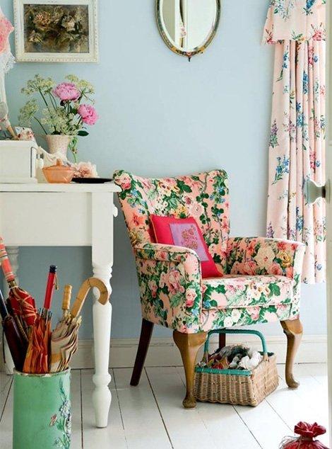 Фотография: Декор в стиле Прованс и Кантри, Декор интерьера, Декор дома, Цвет в интерьере, Белый, Ретро, Шебби-шик – фото на INMYROOM