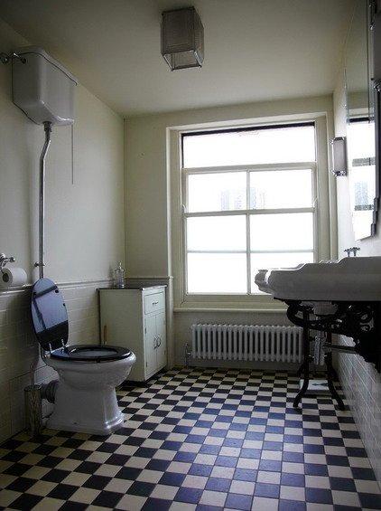 Фотография: Ванная в стиле Прованс и Кантри, Дом, Дома и квартиры, Лондон – фото на INMYROOM