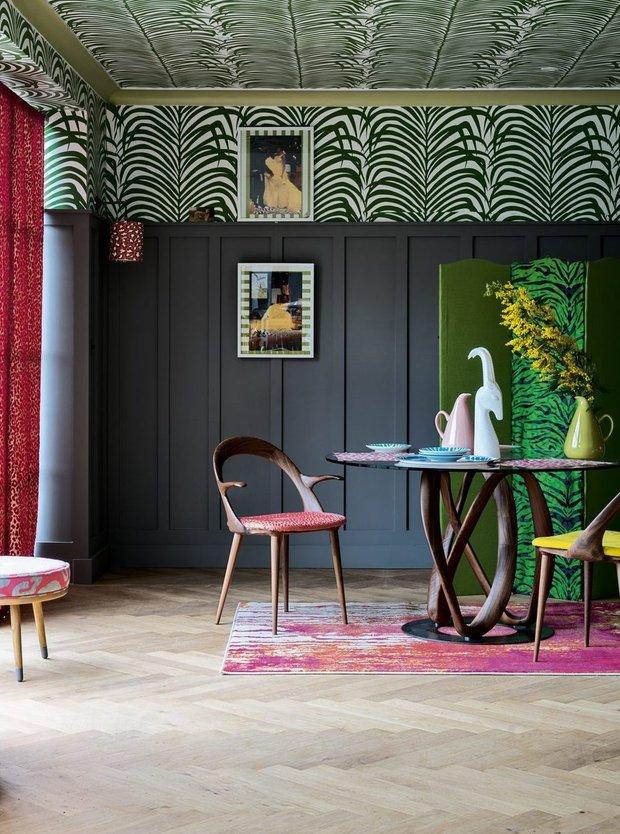 Фотография: Кухня и столовая в стиле Эклектика, Вдохновение – фото на INMYROOM