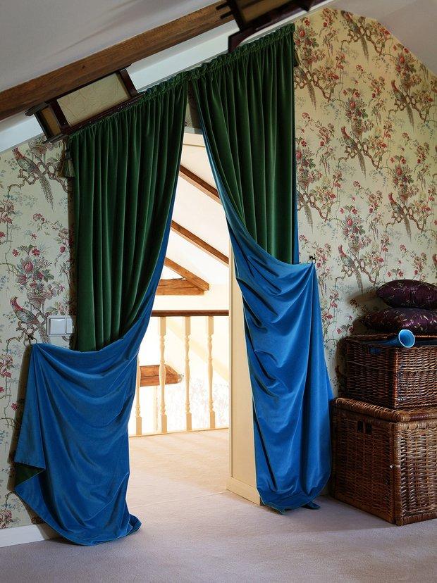 Фотография:  в стиле , Текстиль, Декор – фото на INMYROOM