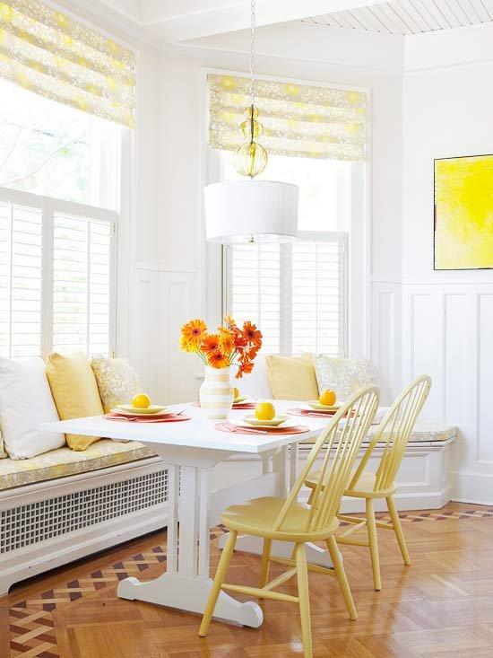 Фотография: Кухня и столовая в стиле Восточный, Декор интерьера, Текстиль, Шторы – фото на INMYROOM