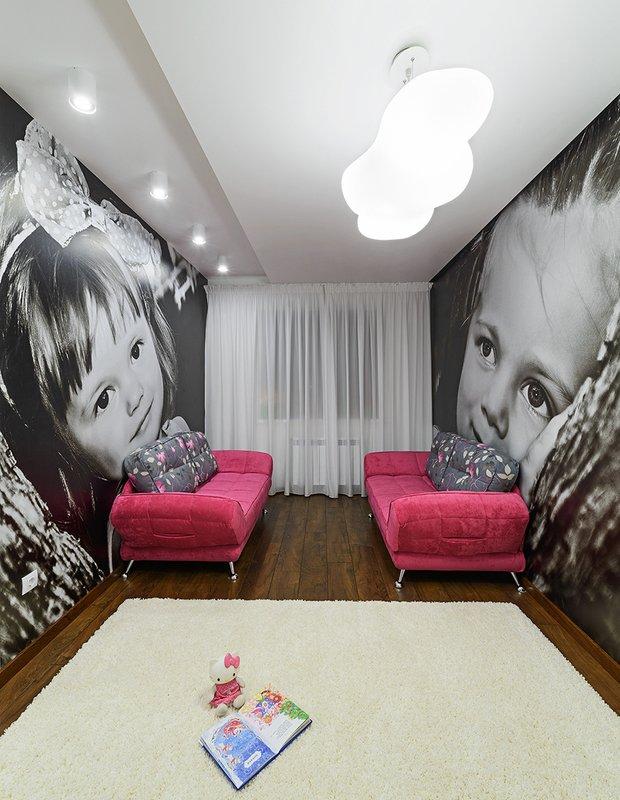Фотография: Детская в стиле Современный, Декор интерьера, Декор дома, Цвет в интерьере, Постеры – фото на INMYROOM