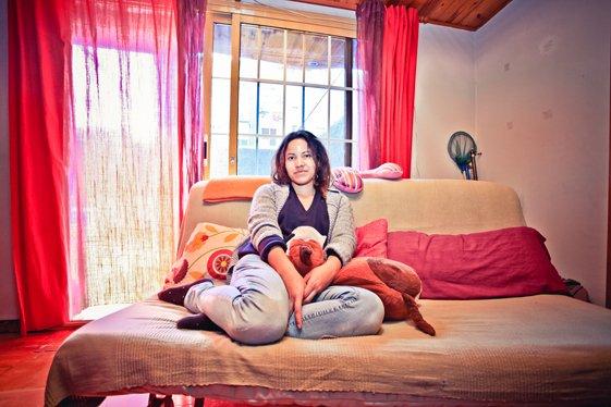 Фотография: Спальня в стиле Современный, Квартира, Дома и квартиры, Барселона – фото на INMYROOM