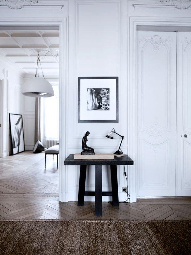 Фотография: Декор в стиле Классический, Скандинавский, Современный, Квартира, Дома и квартиры, Международная Школа Дизайна – фото на INMYROOM