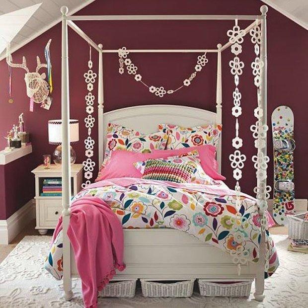 Фотография: Детская в стиле Прованс и Кантри, Интерьер комнат, Декор – фото на INMYROOM