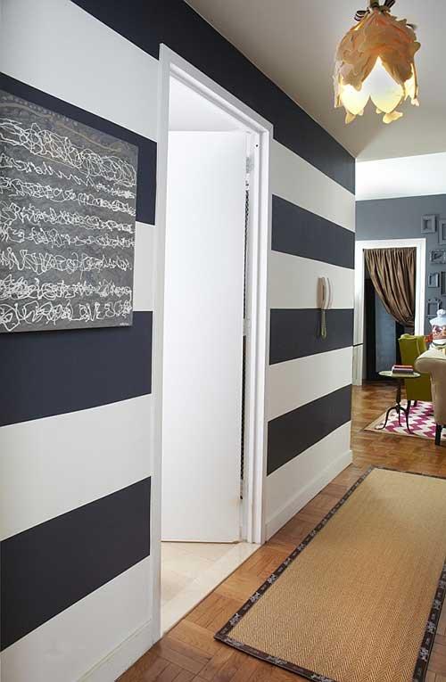 Фотография: Прихожая в стиле Эклектика, Малогабаритная квартира, Интерьер комнат, Советы, Зеркала – фото на INMYROOM