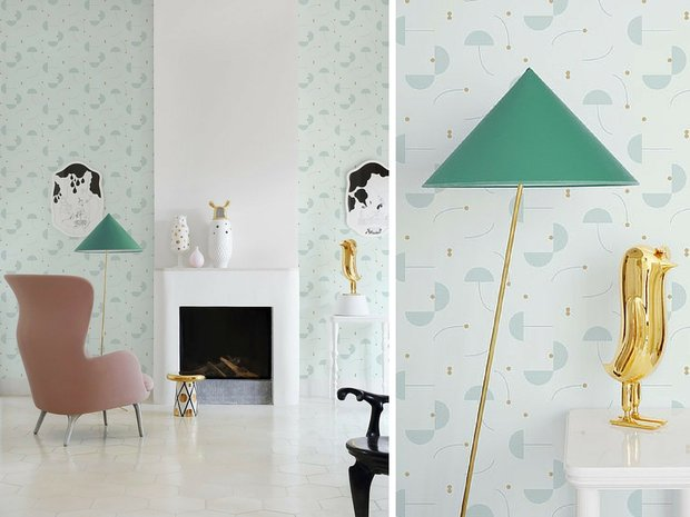 Jaime Hayon Collection для Eco Wallpaper.