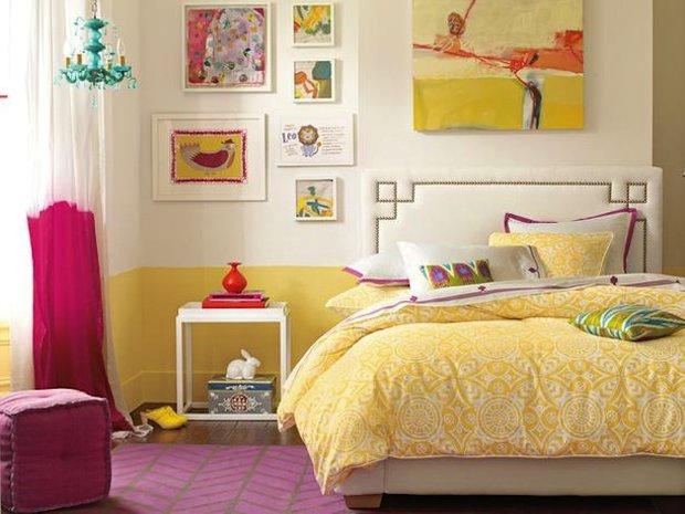 Фотография: Спальня в стиле Восточный, Детская, Интерьер комнат, Декор – фото на INMYROOM