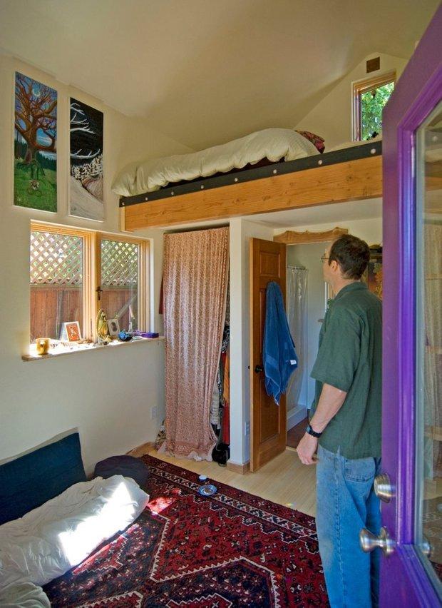 Фотография: Спальня в стиле Прованс и Кантри, Современный, Дом, Дома и квартиры, Городские места, Дача – фото на INMYROOM