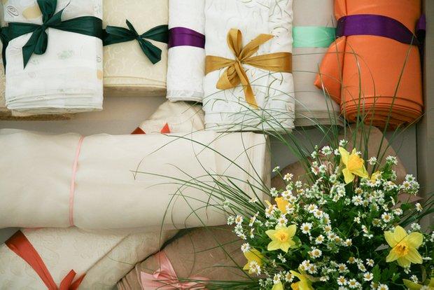 Фотография: Прихожая в стиле Прованс и Кантри, Текстиль, Индустрия, События, Ткани – фото на INMYROOM