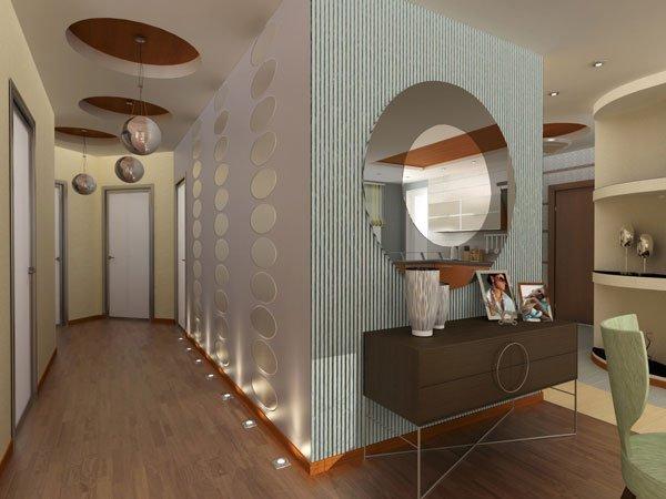Фотография: Прихожая в стиле Эклектика, Декор интерьера, Декор дома, Зеркала – фото на INMYROOM