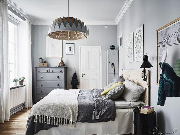 Фотография: Спальня в стиле Скандинавский, Советы, фэншуй, Мария Мамонова – фото на INMYROOM