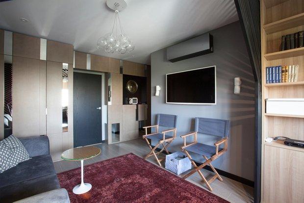 Фотография: Гостиная в стиле Современный, Советы – фото на INMYROOM
