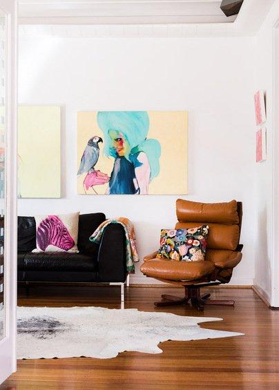 Фотография: Гостиная в стиле Минимализм, Современный, Декор интерьера, Дом, Дома и квартиры – фото на InMyRoom.ru