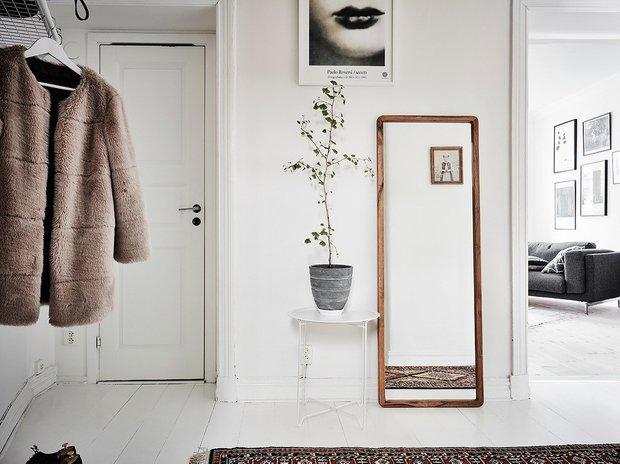 Фотография: Прихожая в стиле Скандинавский, Квартира, Советы – фото на INMYROOM