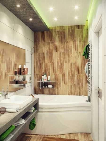 Фотография: Ванная в стиле Современный, Эко, Декор интерьера, Дизайн интерьера, Декор, Зеленый, Ванна – фото на INMYROOM