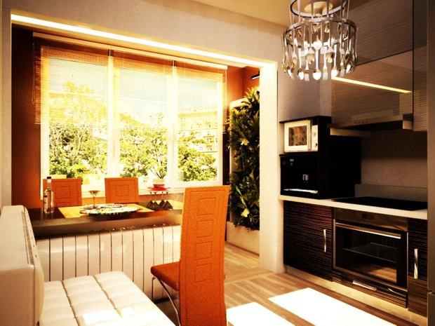 Фотография: Прочее в стиле , Малогабаритная квартира, Квартира, Дома и квартиры, IKEA, Ремонт, П-111М – фото на INMYROOM