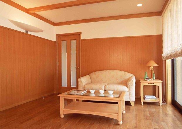Фотография: Гостиная в стиле , Декор интерьера, Декор дома, Стеновые панели – фото на INMYROOM