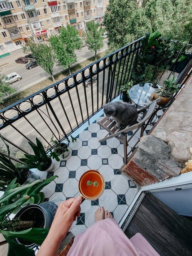 Фотография:  в стиле , Балкон, Квартира, Гид, обустроить балкон – фото на INMYROOM
