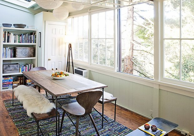 Фотография: Кухня и столовая в стиле Современный, Стиль жизни, Советы, Стол – фото на INMYROOM
