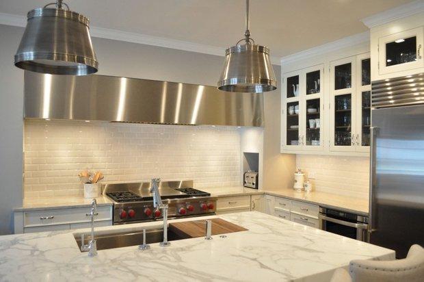 Фотография: Кухня и столовая в стиле Лофт, Советы, Ремонт, Ремонт на практике – фото на INMYROOM