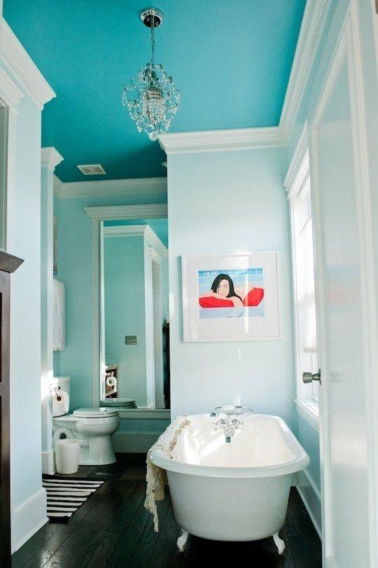 Фотография: Ванная в стиле Прованс и Кантри, Эклектика, Декор, Советы, Ремонт на практике – фото на INMYROOM