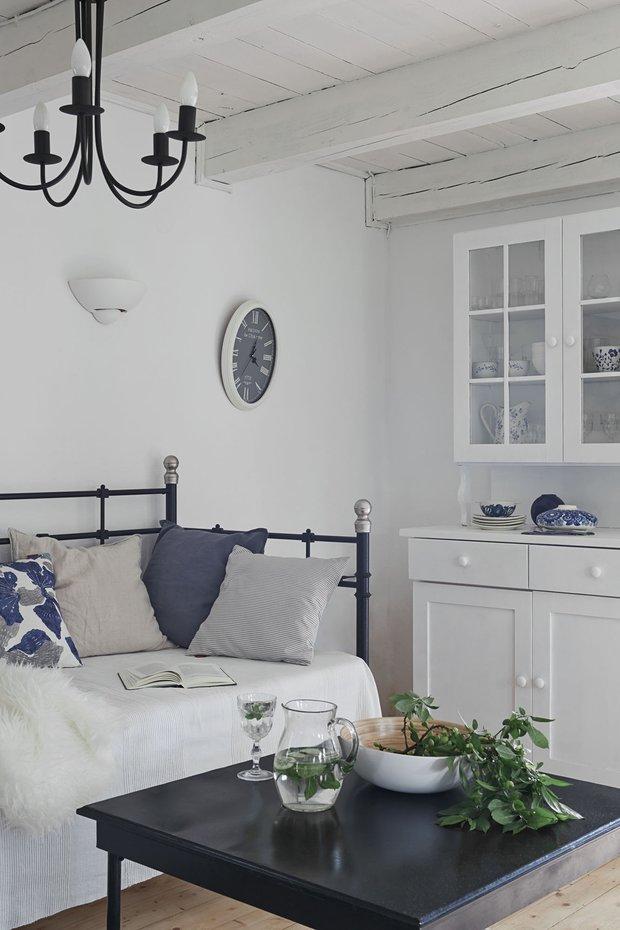 Фотография: Гостиная в стиле Прованс и Кантри, Дача, Польша, Дом и дача – фото на INMYROOM