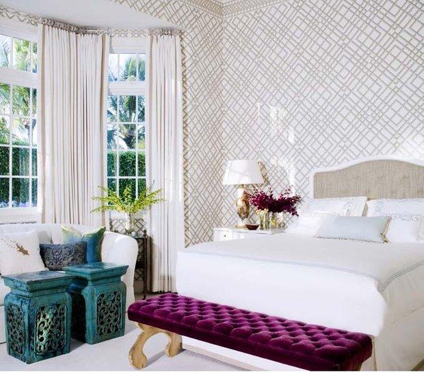 Фотография: Спальня в стиле Восточный, Декор интерьера, Интерьер комнат – фото на INMYROOM
