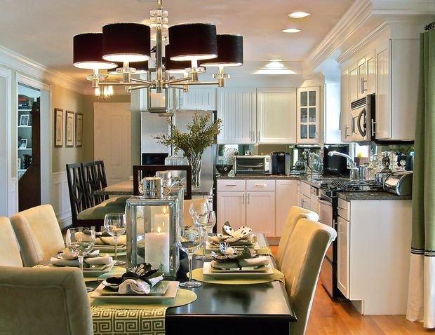 Фотография: Кухня и столовая в стиле Современный,  – фото на INMYROOM