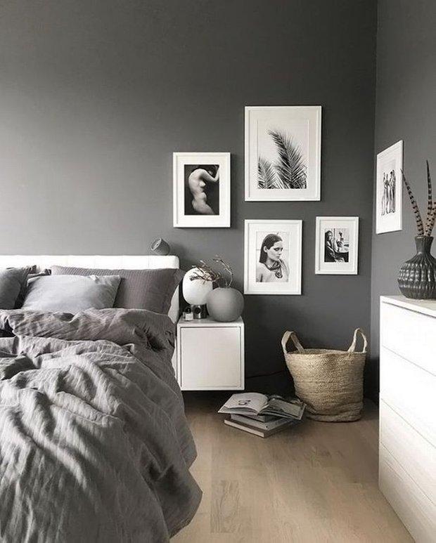 Фотография: Спальня в стиле Скандинавский, Советы, Вероника Ковалева, Artbaza.Studio – фото на InMyRoom.ru