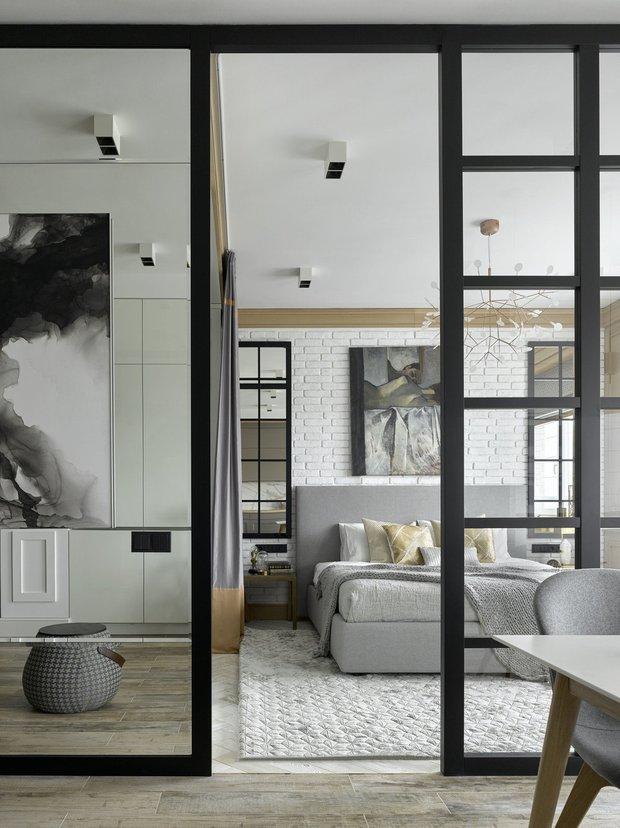 Фотография: Спальня в стиле Современный, Кухня и столовая, Декор интерьера, Студия, Антонина Синчугова – фото на INMYROOM