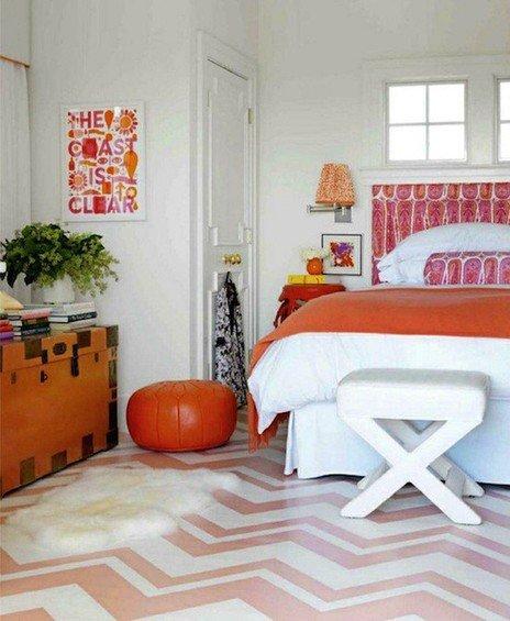 Фотография: Спальня в стиле Прованс и Кантри, Декор интерьера, Декор дома, Пол – фото на INMYROOM