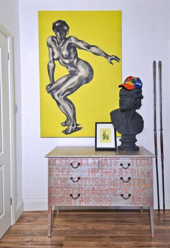 Фотография: Декор в стиле Лофт, Современный, Стиль жизни, Советы, Поп-арт – фото на InMyRoom.ru