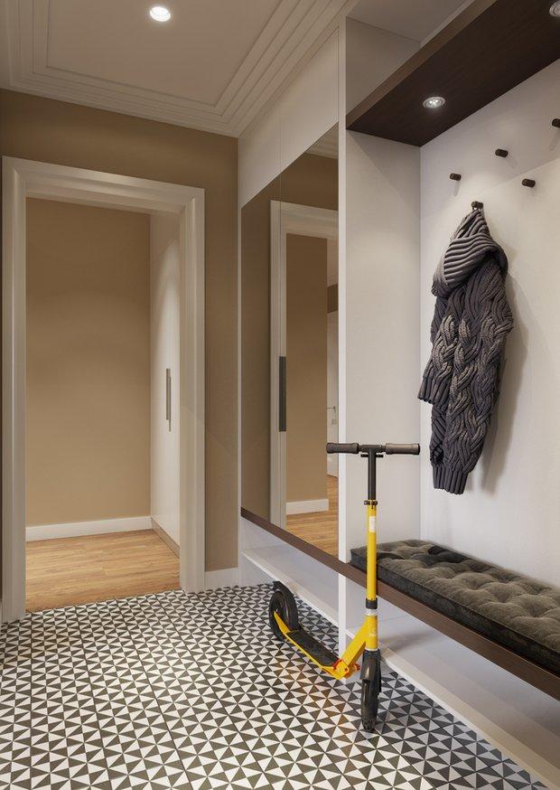 Дизайн: Denew Interior Studio
