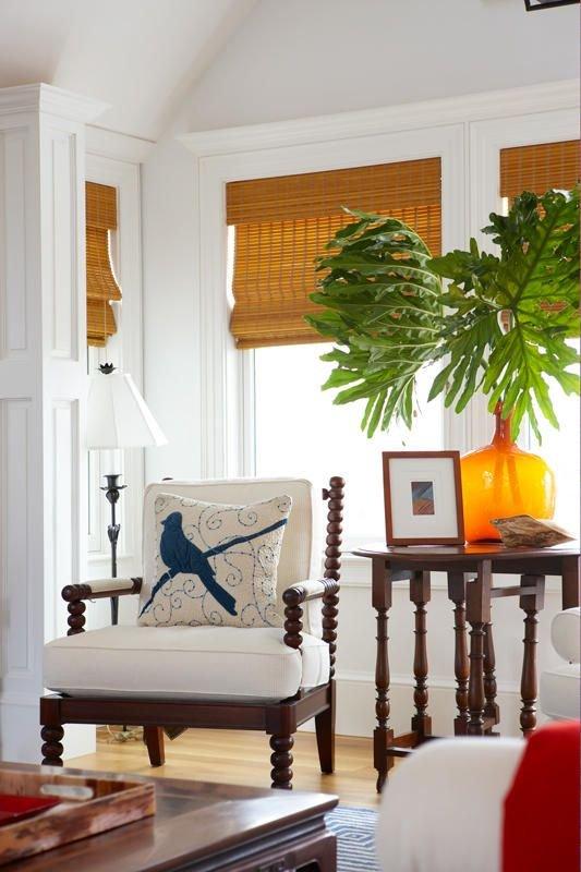 Фотография: Мебель и свет в стиле Восточный, Эклектика, Декор интерьера, Декор дома, Плетеная мебель – фото на INMYROOM