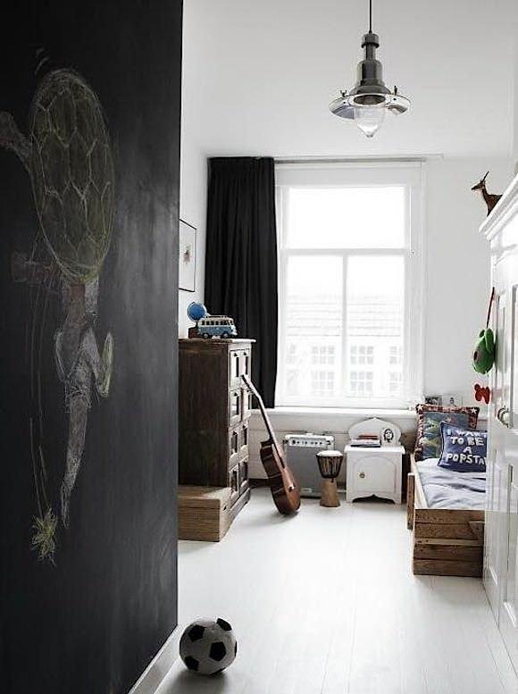 Фотография: Детская в стиле Прованс и Кантри, Скандинавский, Современный, Интерьер комнат – фото на INMYROOM