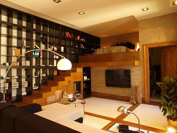 Фотография: Кухня и столовая в стиле Современный, Лофт, Декор интерьера, Малогабаритная квартира, Квартира, Дом, Декор – фото на INMYROOM