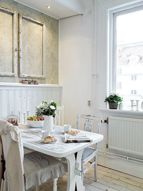 Фотография: Кухня и столовая в стиле Классический, Скандинавский, Современный, Декор интерьера, Квартира, Дома и квартиры, Прованс, Шебби-шик – фото на INMYROOM